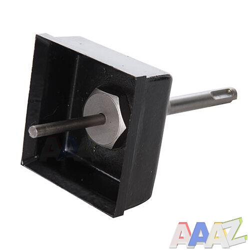 Silverline Sds TCT Maçonnerie boîte carrée Trou Cutter électrique Boîtes Lest