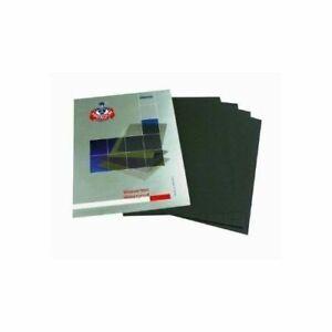 10Blatt von P400 Matador Nassschleifpapier für Autolack 230x280mm /&Porto