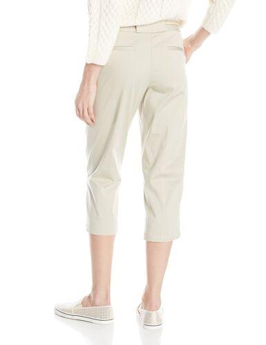 femme en Dockers Nwt travail porcelaine 736401083570 de kaki 10 taille Pantalon pour UXUw67q