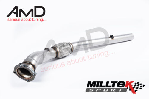 Milltek Sport VW Polo GTi 1.8T Cat Replacement Pipe Exhaust