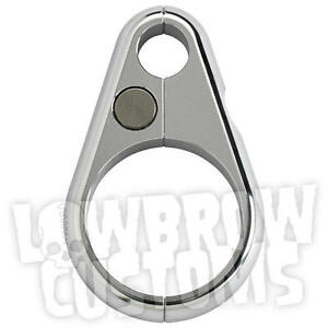 Lowbrow-Customs-Cable-Guides-Aluminium-1-1-8-034-Frame-Tubes-x-3-8-034-Cable