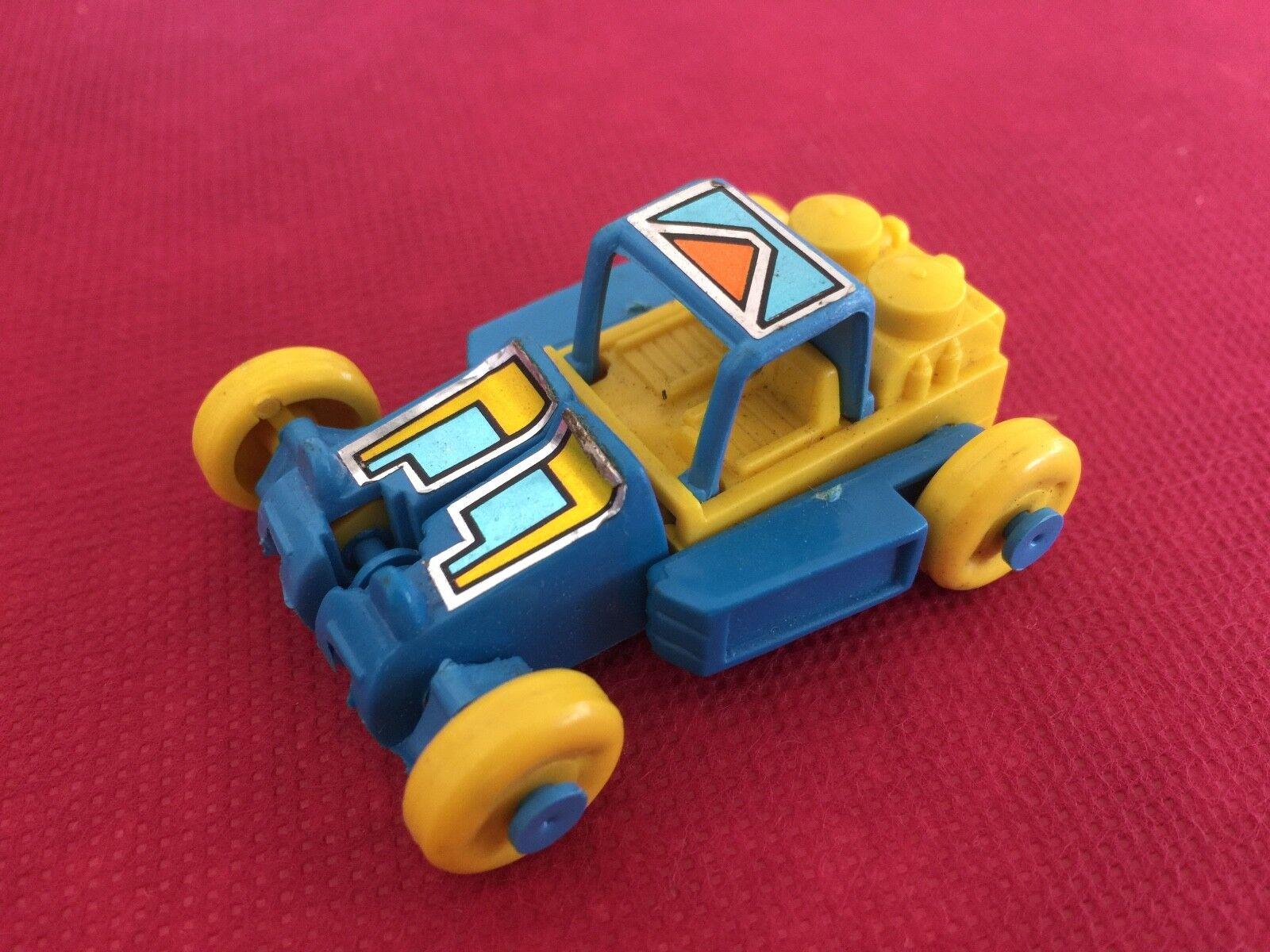 Transformers GISMA yellow BEACHCOMBER figure spannish european