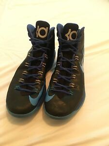Size 15 KD 5 Blue Glow. All offers welcome.