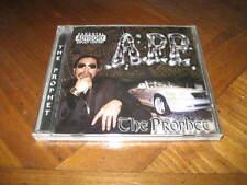 Chicano Rap CD A.P.P. the Prophet - Angelique Tony Texaz - 2000 So Ruff Records