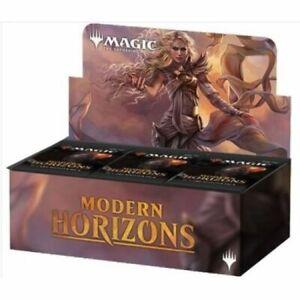 1x-Modern-Horizons-Booster-Kiste-Neu-Ovp-Produkt-Magisch-die-Gathering
