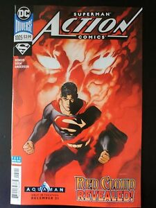 ACTION-COMICS-1005a-Superman-2019-DC-Universe-Comics-VF-NM-Book