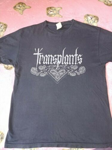 Vintage Early Transplants Shirt - Medium -