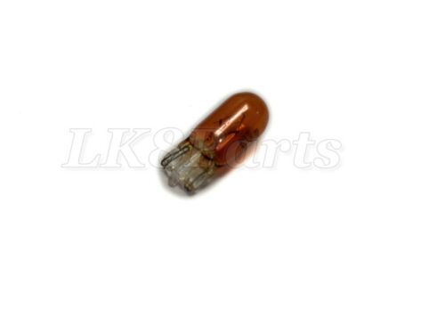 LAND ROVER RANGE BULB DIRECTIONAL REPEATER 12V 5W CAPLESS AMBER XZQ100210L NEW