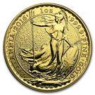 2016 1 oz Gold Great Britain Britannia Brilliant Uncirculated