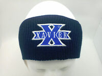 Xavier University Hat Knit Headband