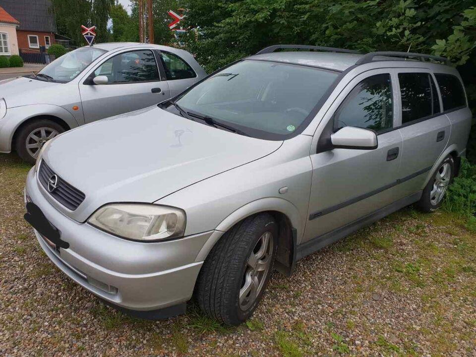 Opel Astra, 1,6 8V Family, Benzin
