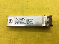 WL 850nm GENUINE ARISTA Network SFP-10G-SRL XVR-00002-02 10GBASE-SR SFP