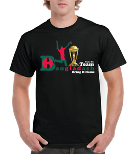 Cricket T Shirt Bangladesh team Bangladesh T-Shirts, Worldcup Cricket
