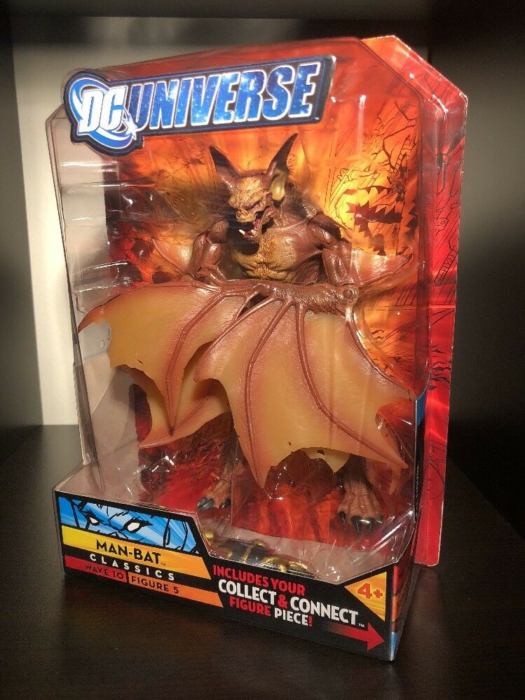 Mattel DC Universe Classics Wave 10 Figure 5 5 5 Man-Bat Imperiex Left Arm Batman b90474