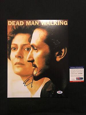 Entertainment Memorabilia Autographs-original Sean Penn Autographed Signed 11x14 Photo Rare Dead Man Walking Psa/dna #ae24869 Professional Design