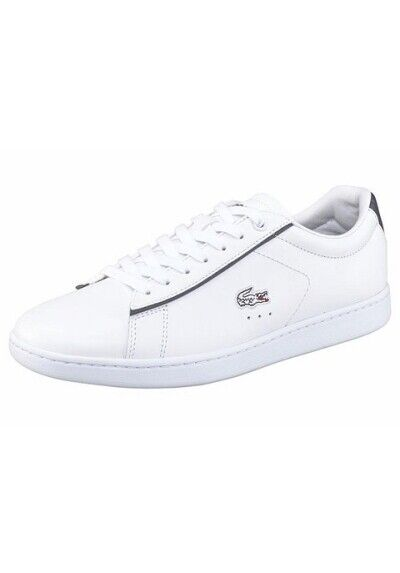 Lacoste Carnaby Evo 217 2 [] women Piel Deportiva color whiteo