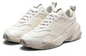 Details about PUMA Thunder Desert Bright White Cream Men's Size 9.5 Model  367997-03 NEW!