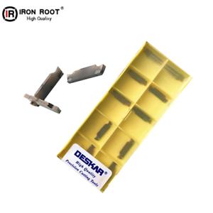 10P MGGN200-JM K10 CNC Lathe Tool  Grooving  Insert Carbide Insert For Aluminum