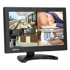 11.6 Zoll CCTV Monitor 16:9 TFT LCD Monitor mit USB/HDMI/VGA/BNC/AV Audio Redner