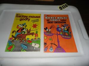 Mickey-amp-Goofy-Explore-Energy-Conservation-and-Explore-Energy-2-book-lot