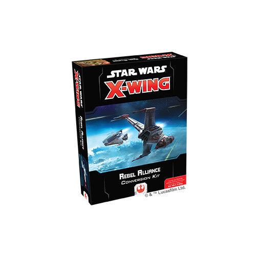 New Star Wars X-Wing Rebel Alliance Conversion Kit (Pre-Order)