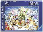 Ravensburger Disney Christmas Eve Jigsaw Puzzle (1000 Pieces)