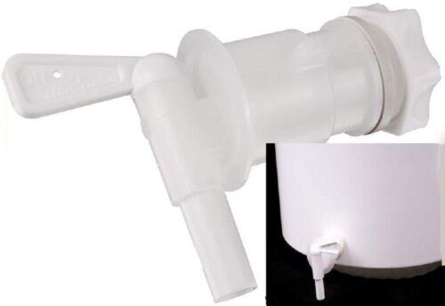 Ablasshahn für Gärbehälter Gäreimer Auslaufhahn Wasserhahn Regentonne Regenfass