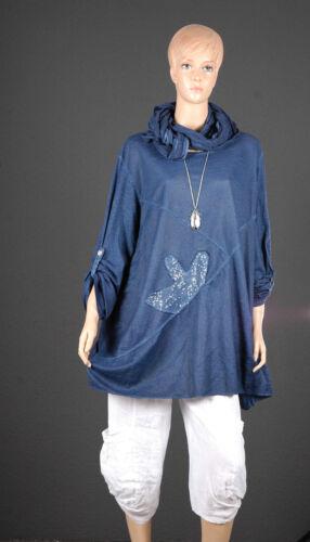 2pcs set favolosa XL 25 sciancrata 50 camicetta blusa tunica camicetta 48 lunga top lagenlook xfFxBnt