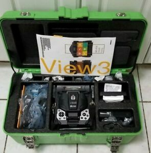 INNO-VIEW-3-NM-MM-CLAD-ALIGNMENT-FIBER-FUSION-SPLICER-V7-CLEAVER