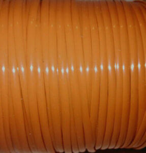 BEIGE  ~ Lanyard Rexlace ~ Sturdy Plastic Lacing for Leather Crafts 30 YDs TAN