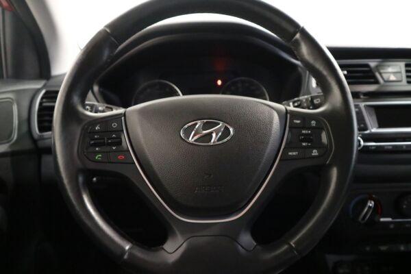 Hyundai i20 1,25 Trend billede 3
