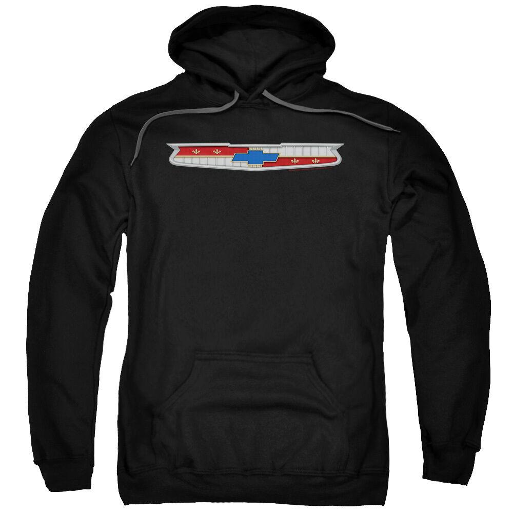 Chevrolet Chevy 56 BEL AIR EMBLEM Licensed Sweatshirt Hoodie