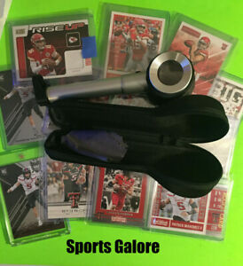 Sports-Card-Grading-Tool-Handheld-10X-Magnifier-LED-Glass-with-Light-N-Scale