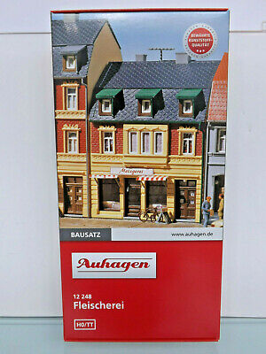 Appena Auhagen 12248 - H0/tt Kit - Macelleria - Nuovo In Confezione Originale