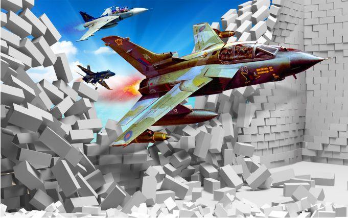 3D Kämpfer 67866 Fototapeten Wandbild Fototapete BildTapete Familie DE