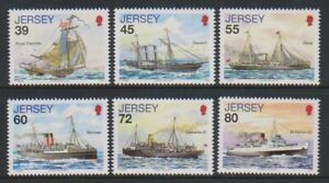 Jersey-2010-Postal-Histoire-Courrier-Expedie-Ensemble-MNH-Sg-1503-8