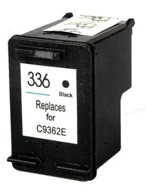 Cartucho REMANUFACTURADO HP 336 NEGRO HP336 C9362EE para OfficeJet 6310xi 6318