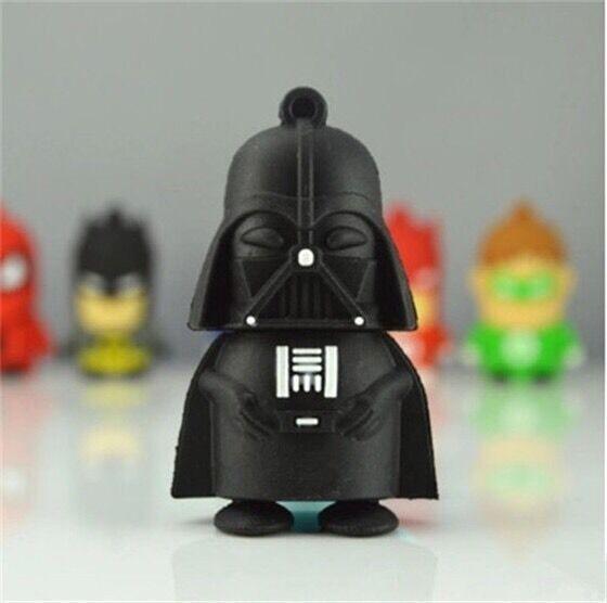 Chiavetta USB  Pendrive 16Gb - Star Wars-Darth Vader - SPEDITO DA ITALIA
