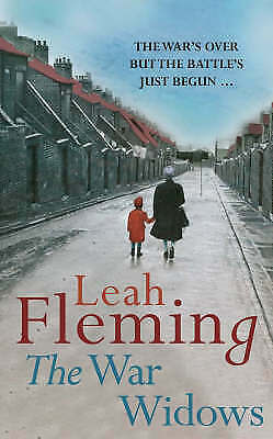The War Widows, Leah Fleming | Paperback Book | Acceptable | 9781847560131