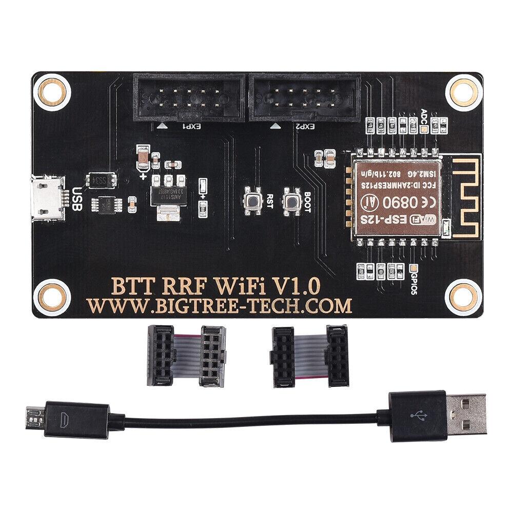BIGTREETECH RRF Wifi V1.0 Module Expansion Board For SKR V1.3 SKR V1.4 Turbo