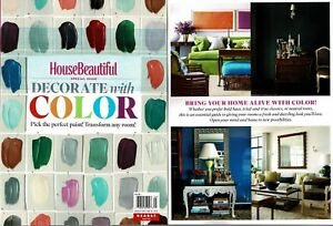 N House Beautiful Decorate With Color Pick The Perfect Paint Special