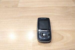 Rare Samsung Sgh S400i-noir (débloqué) Téléphone Portable Slide Collectors Objet-afficher Le Titre D'origine Les Commandes Sont Les Bienvenues.