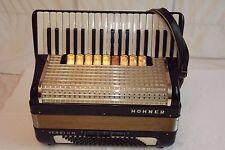 Piano accordion akkordeon HOHNER VERDI II M  96 bass
