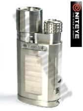 Niteye ZIP20 ZIP 20 Ti Cree XML U2 LED Titanium Flashlight