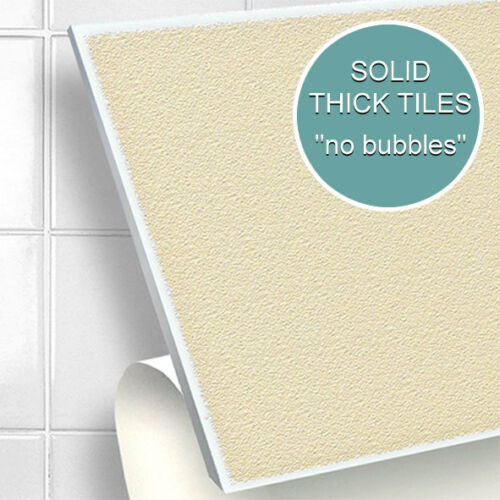 "Self Adhesive Wall TilesPk of 9 Teal 8/""x4/"" Stick On Wall TilesSubway Style"