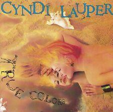 CYNDI LAUPER True Colours CD - PRE Barcode - Japan 1986 - 1st Pressing
