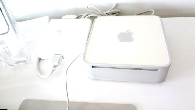 Apple Mac Mini G4 Original 2005 FIRST Series 1GB RAM + Laptop = GREAT ⭐️⭐️⭐️⭐️⭐
