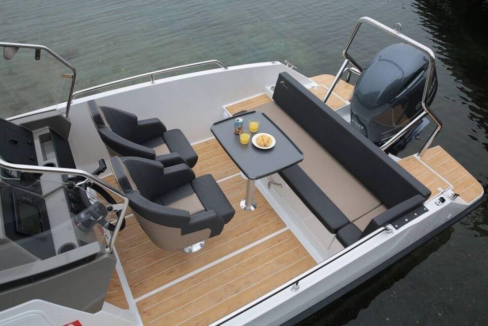 Finnmaster S6 m/40 HK og udstyr, Motorbåd, årg. 2019