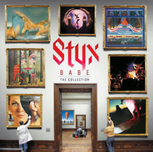 Styx-Babe-The-Collection-CD-2011-NEW-FREE-Shipping-Save-s