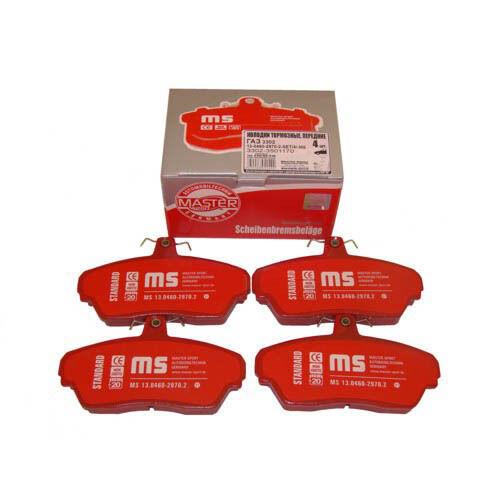 3302-3501170 Set Freno per Volga//Gazelle//LANDROVER